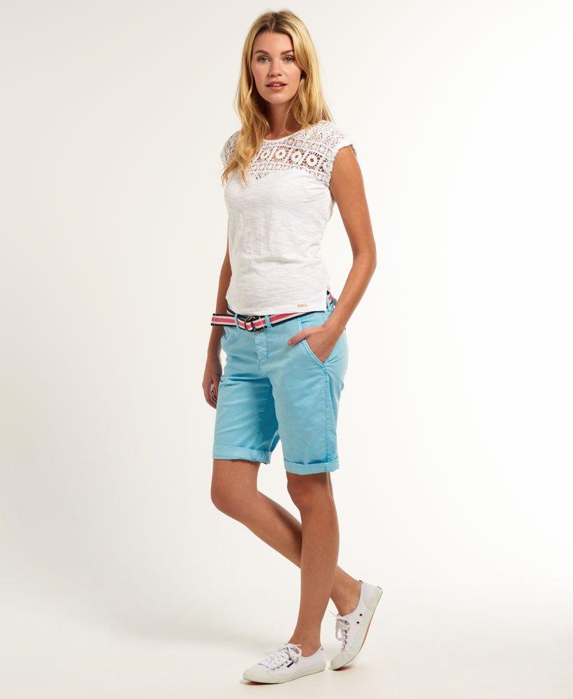 Superdry International Shorts Damen Shorts