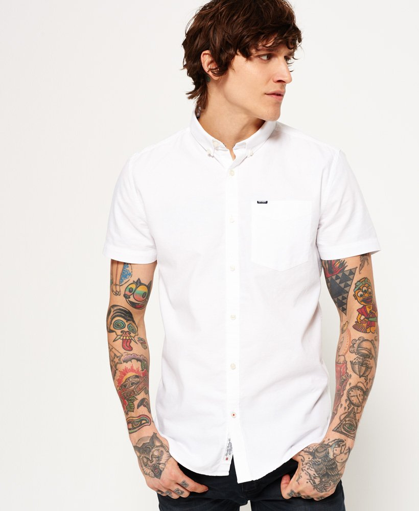 Superdry Ultimate Oxford-Hemd