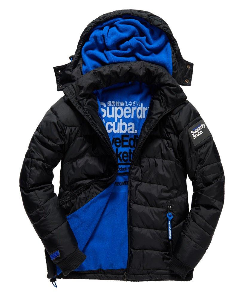 ostaa paras 100% aito valtava alennus Superdry Wet Scuba -takki - Miehet Takit