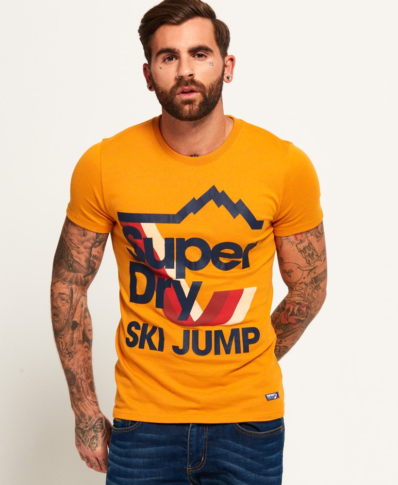 Superdry Retro Mountaineer T-shirt