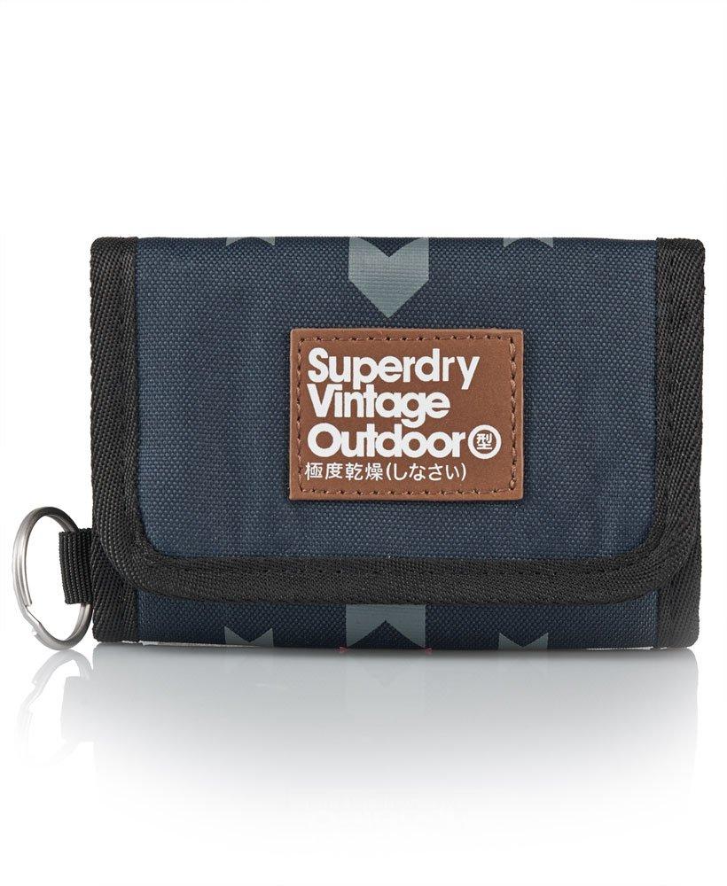 Superdry Womens Montana Fold Pencil Case Wristlet