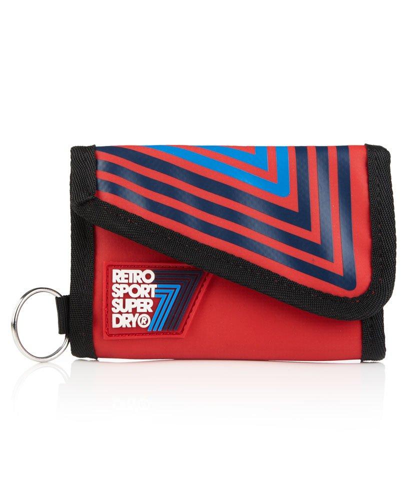 ba69c9c923f Tweevoudige Retro Sport portemonnee,Heren,Overige accessoires