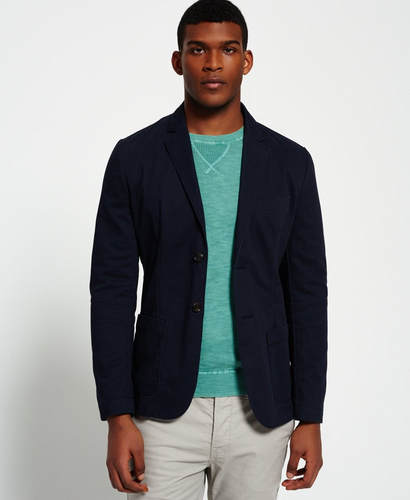 Superdry Brooklyn blazer thumbnail 1