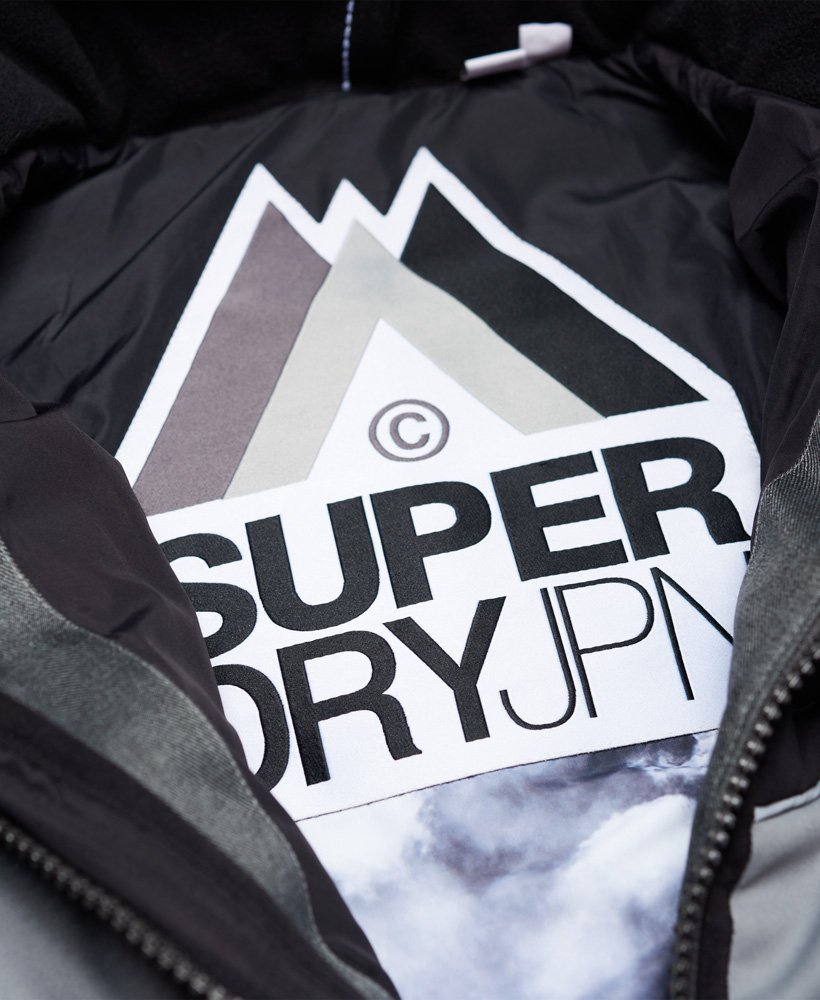 Superdry Scuba Slopestyle Kapuzenjacke Herren Jacken & Mäntel