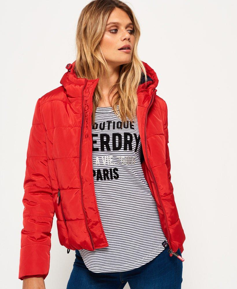 nouveau concept 6a4f2 e2a05 Superdry - Doudoune Sports - Vestes et manteaux pour Femme