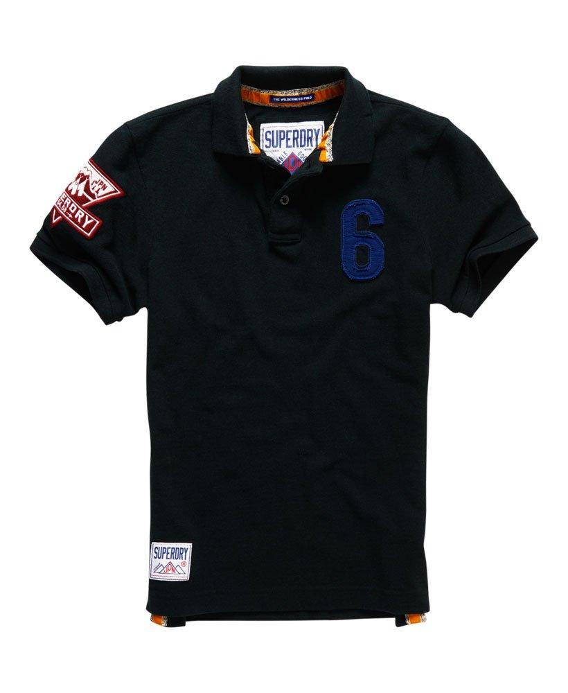 Superdry Wilderness Pique Polo Shirt