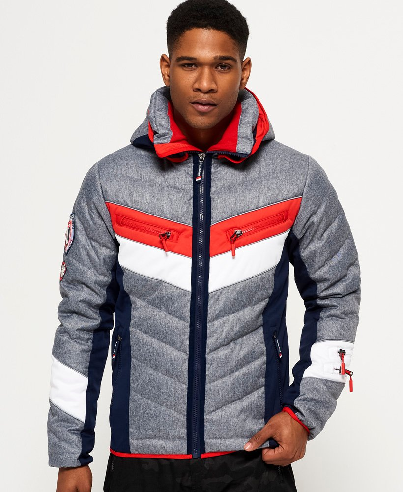 Superdry Scuba Slopestyle Hooded Fuji Jacket