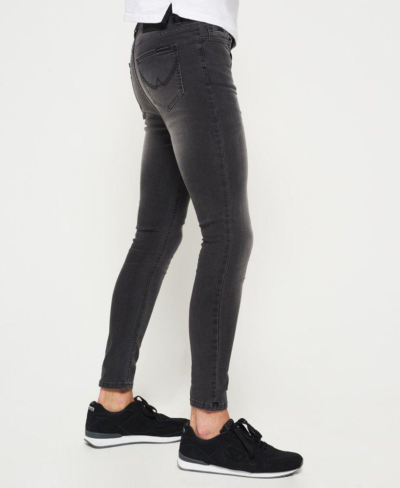 Superdry Mens Spray On Skinny Jeans