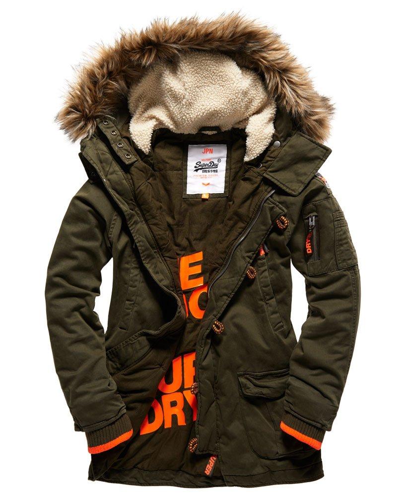 Parka Men's Weather Heavy Jackets Rookie Jacket Superdry RwqU01txn