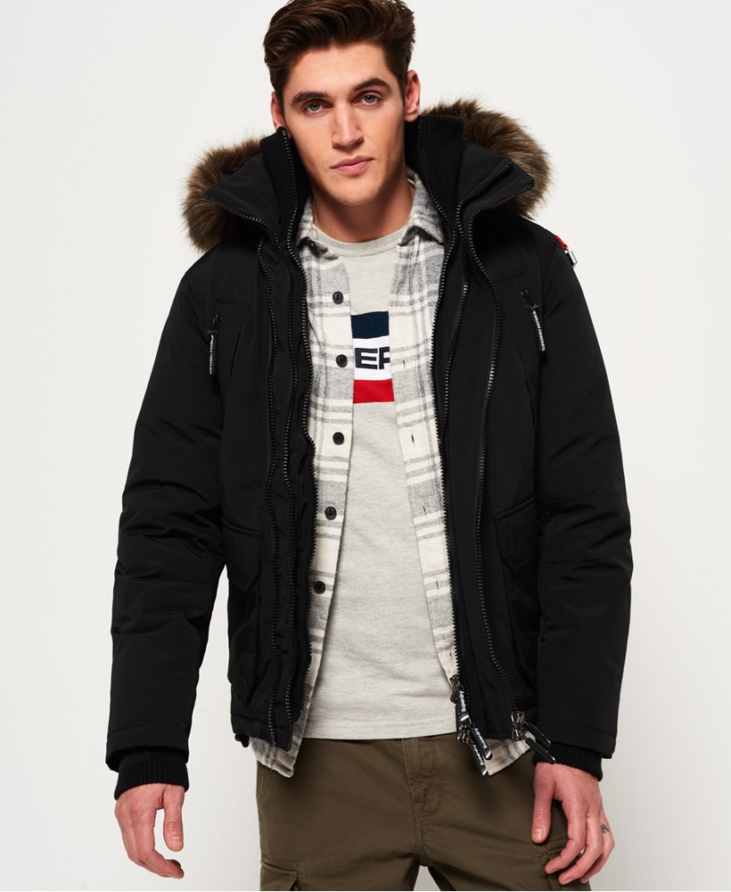 Superdry Premium Ultimate Down Jacket Men's Jackets