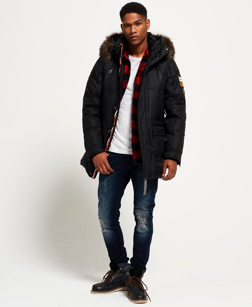 e271ac4df Superdry Canadian Down Ski Parka Jacket - Men's Jackets
