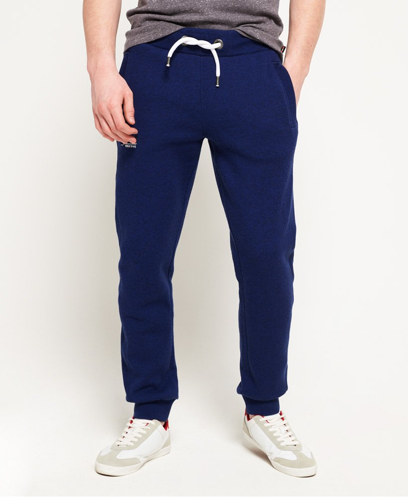 This is a photo of Luscious Orange Label Cali Joggers