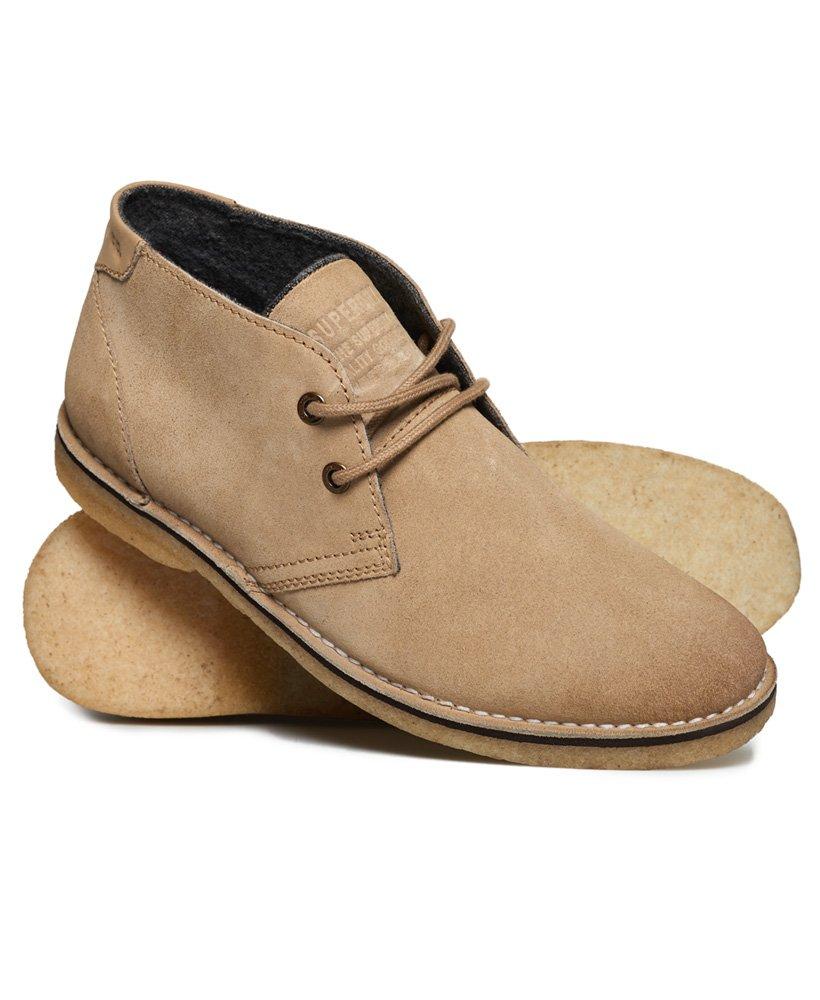 Superdry Premium Rallie Boots thumbnail 1