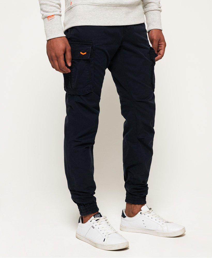 9cdbfb233748 Ανδρικά - Παντελόνι Cargo Rookie Grip σε μπλε σκούρο Midnight