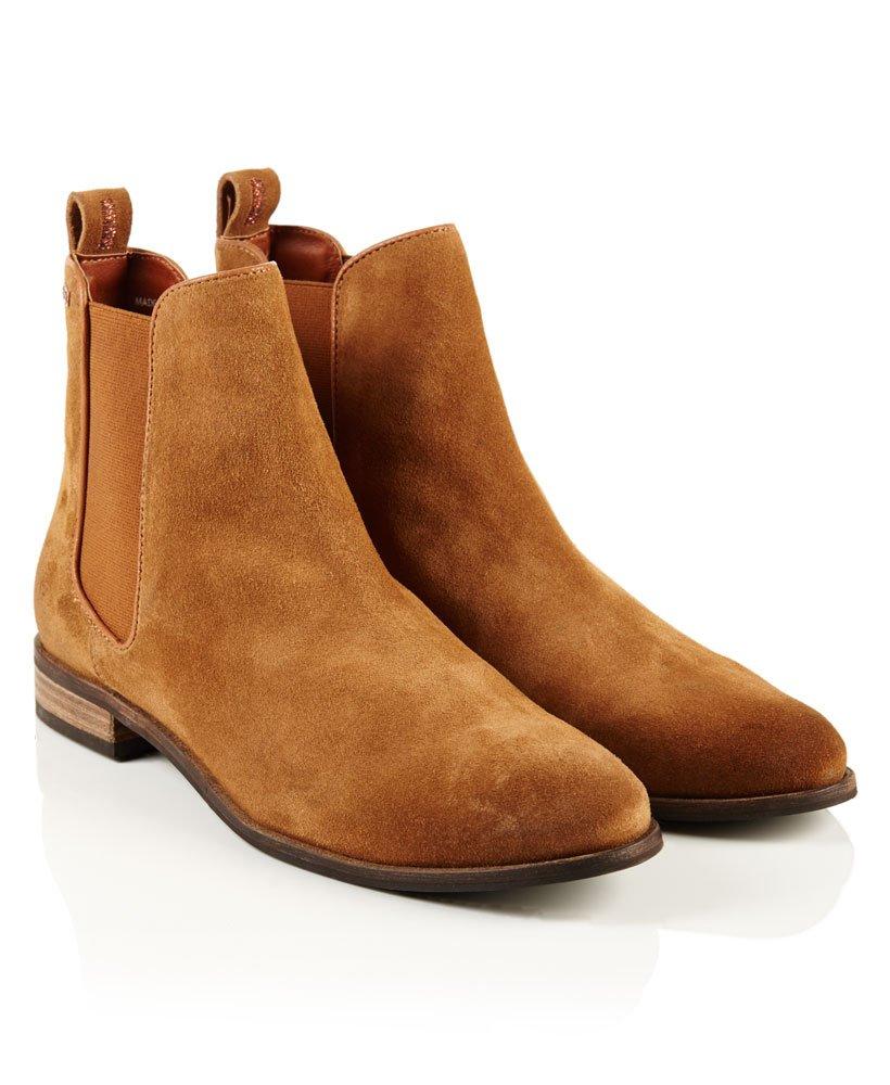 Millie Suede Chelsea Boots,Damen,Stiefel