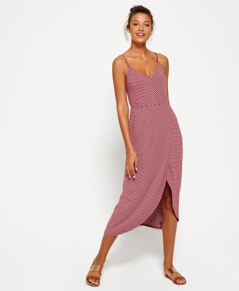 8810bdbf Superdry Azur Wrap-kjole - Dame Kjoler