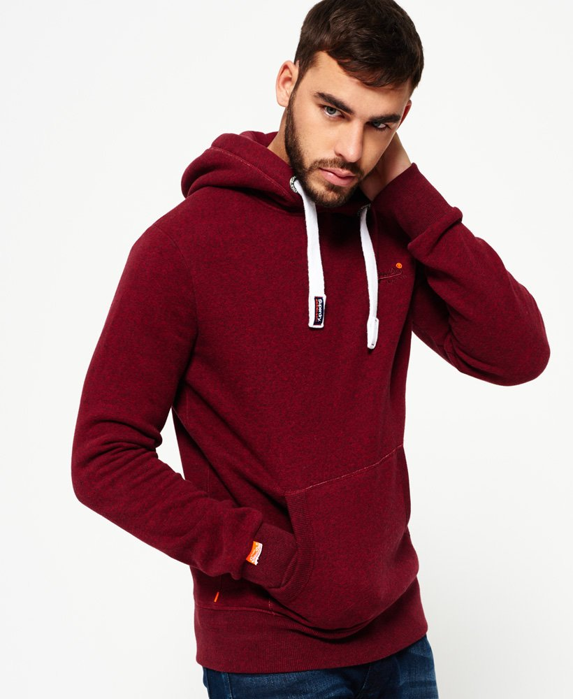 Superdry Hoodie aus der Orange Label Kollektion Herren Hoodies