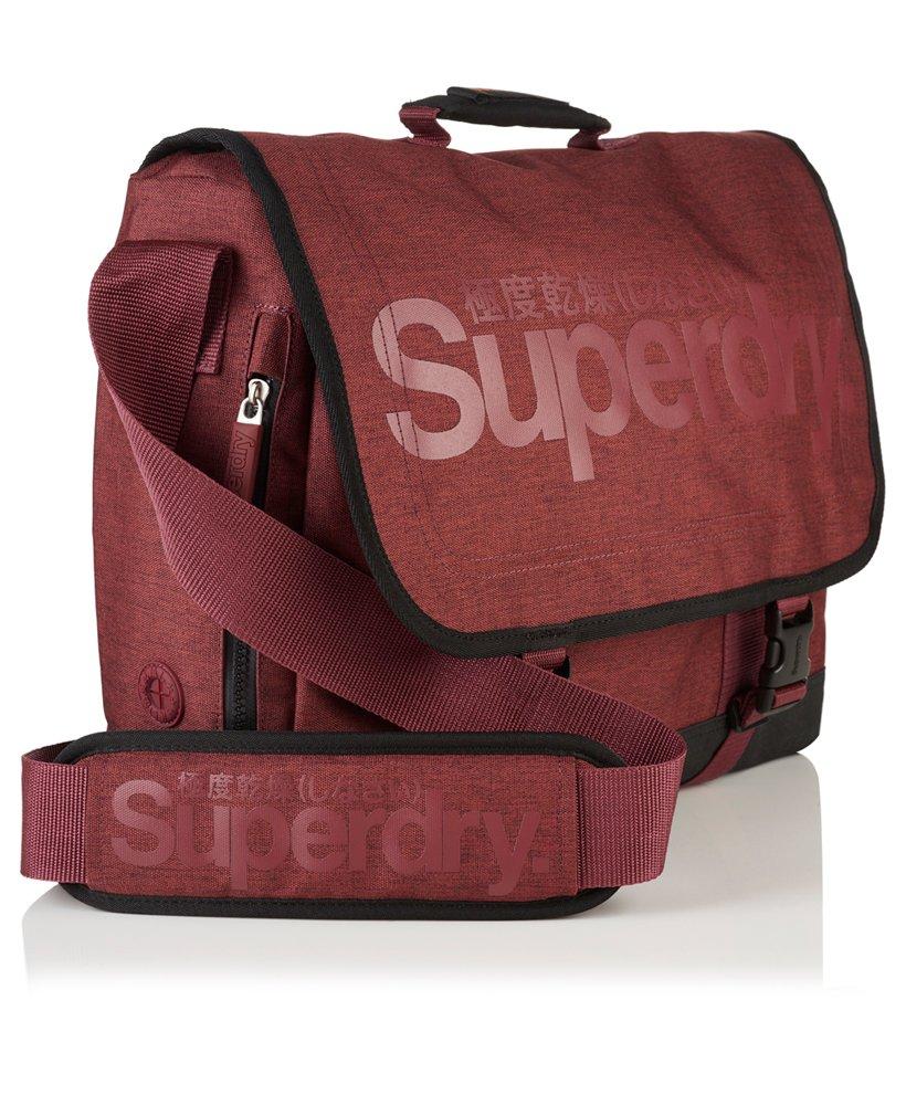 Superdry Supergrit Tarp PC veske Herre Bagervesker