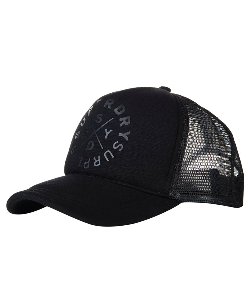 f01bd98736bec Superdry Surplus Goods Trucker Cap thumbnail 1