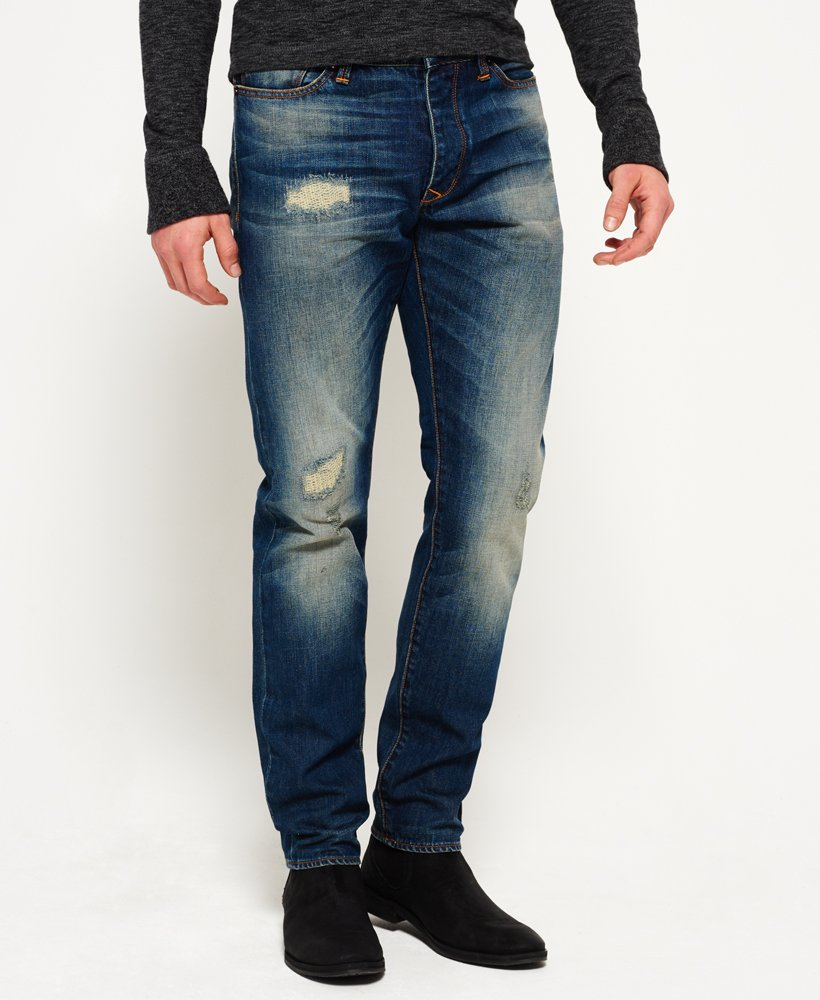 Superdry Vaqueros Biker Tapered