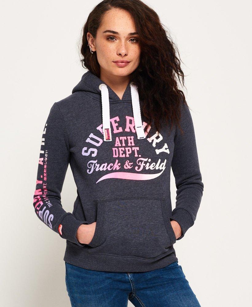 Superdry Track & Field Hoodie zum Überziehen Damen Hoodies