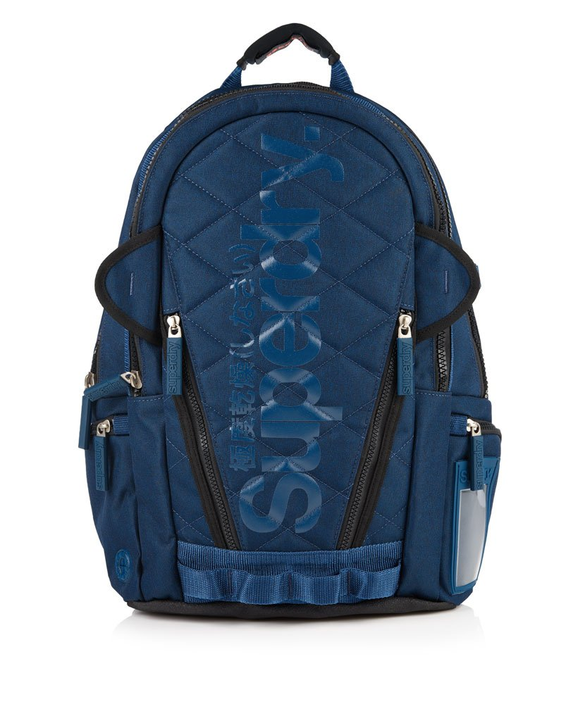 Superdry Quilted Tarp Backpack thumbnail 1