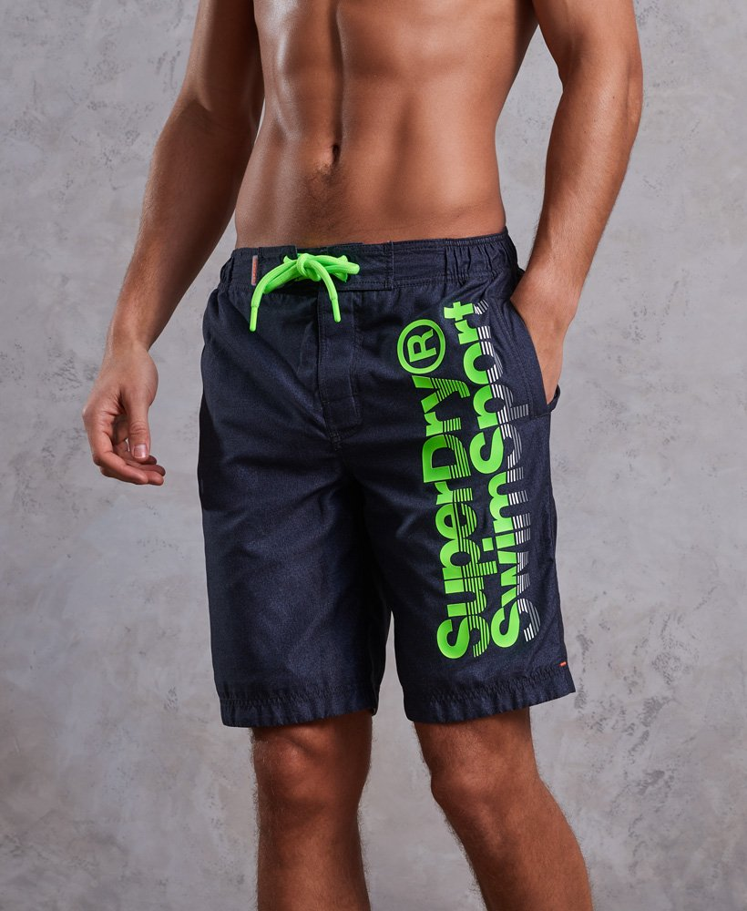 Superdry Short de surf Superdry  thumbnail 1