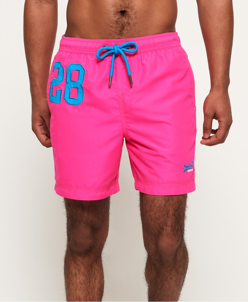 Superdry Waterpolo Swim Shorts  thumbnail 1