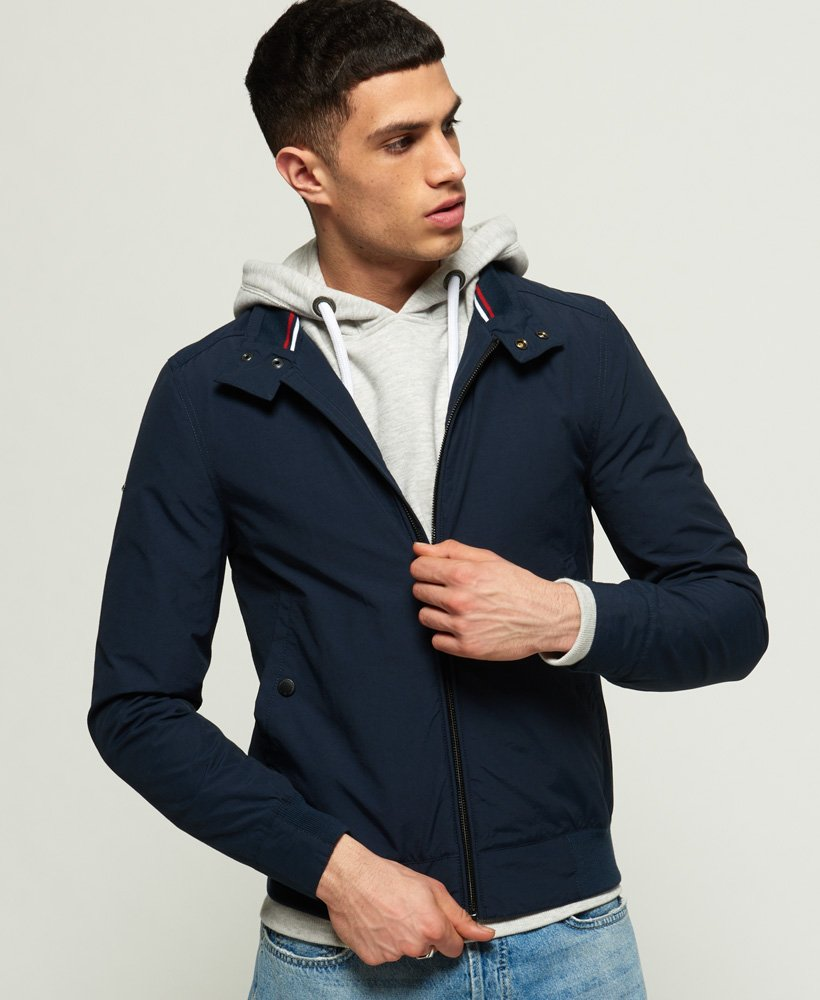 Superdry Montauk Harrington Jacket  thumbnail 1