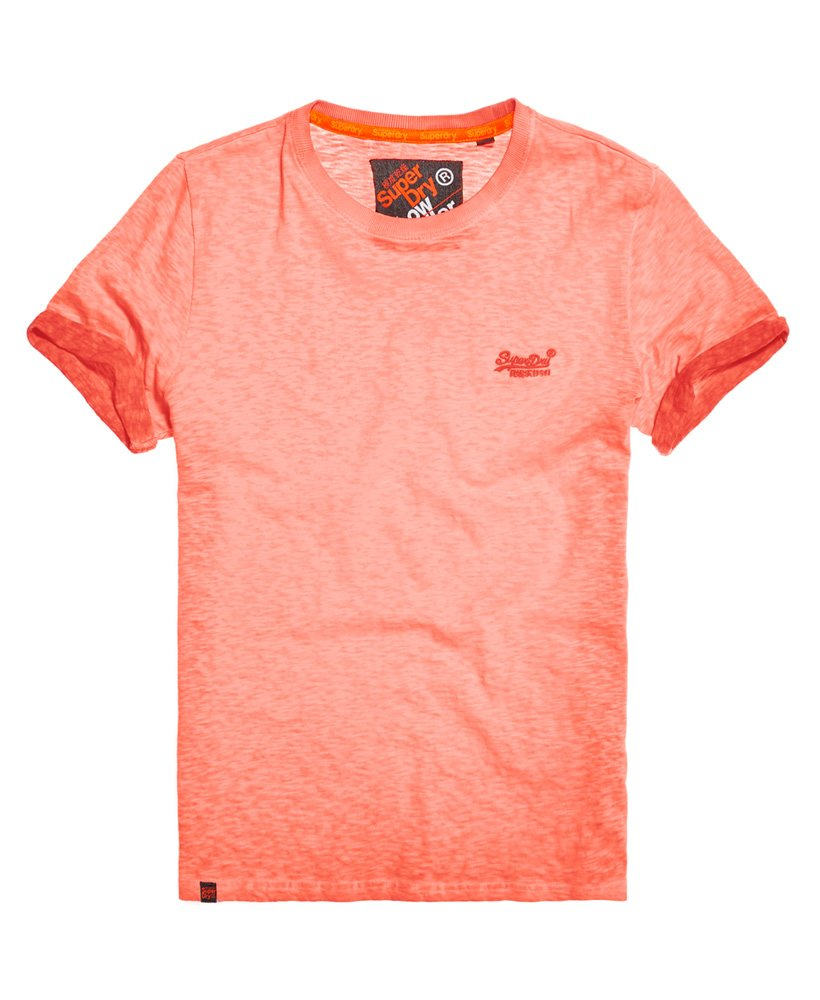 Superdry Orange Label Low Roller Tee