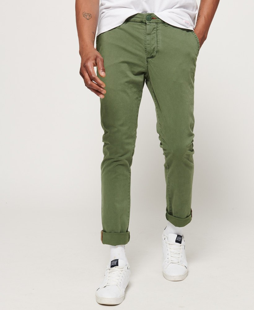 Superdry Chinos cortos ligeros International