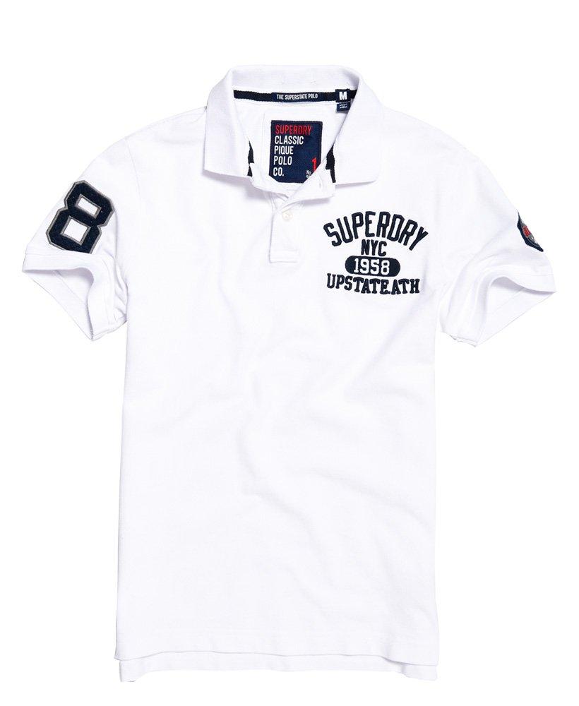 Superdry Classic Superstate poloshirt Herrer Poloshirts
