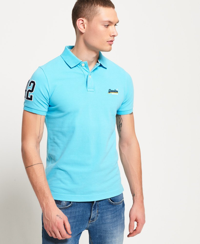 Superdry Classic Pique Polo  thumbnail 1