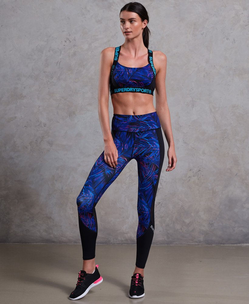 Superdry Leggins Sport Printed 7/8