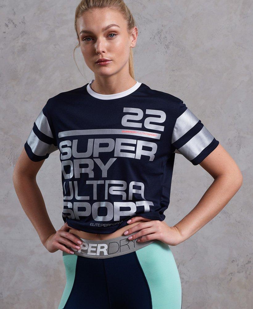 Superdry T-shirt Ultra Tech thumbnail 1
