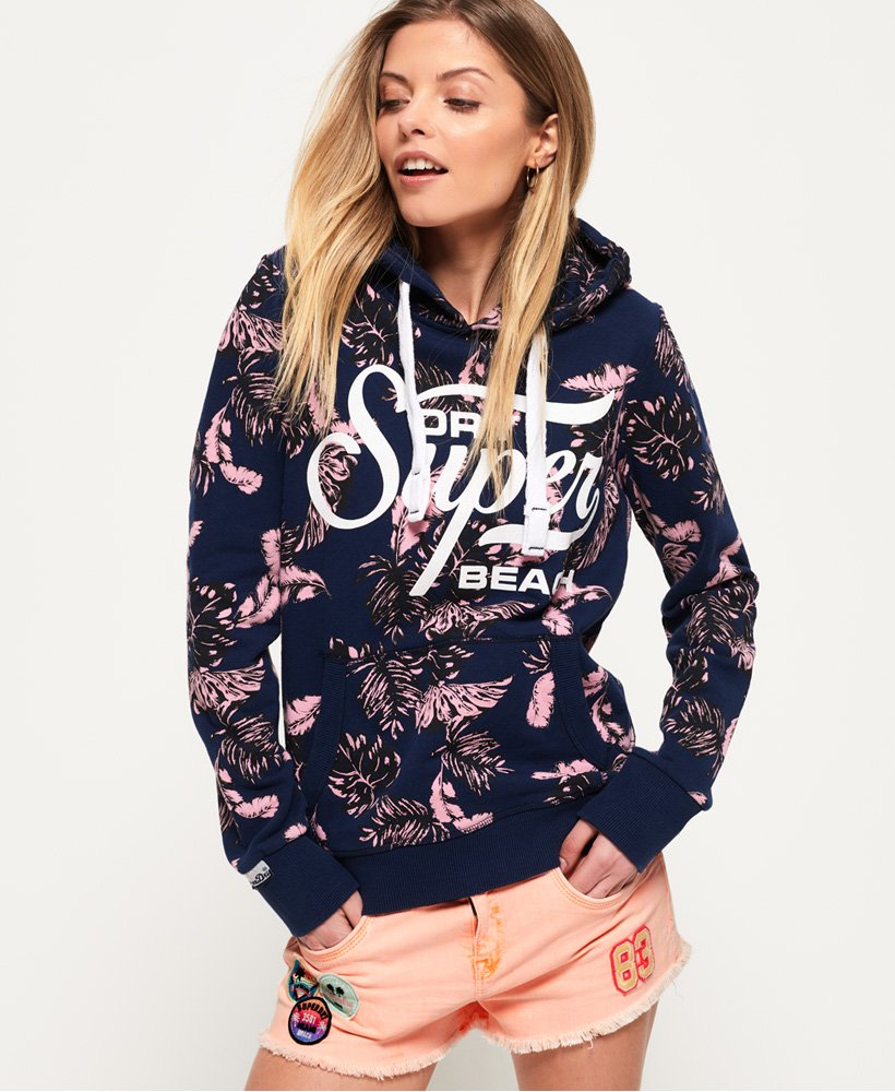 quality design f9514 60727 Superdry Super Beach Lite Hoodie - Women's Hoodies