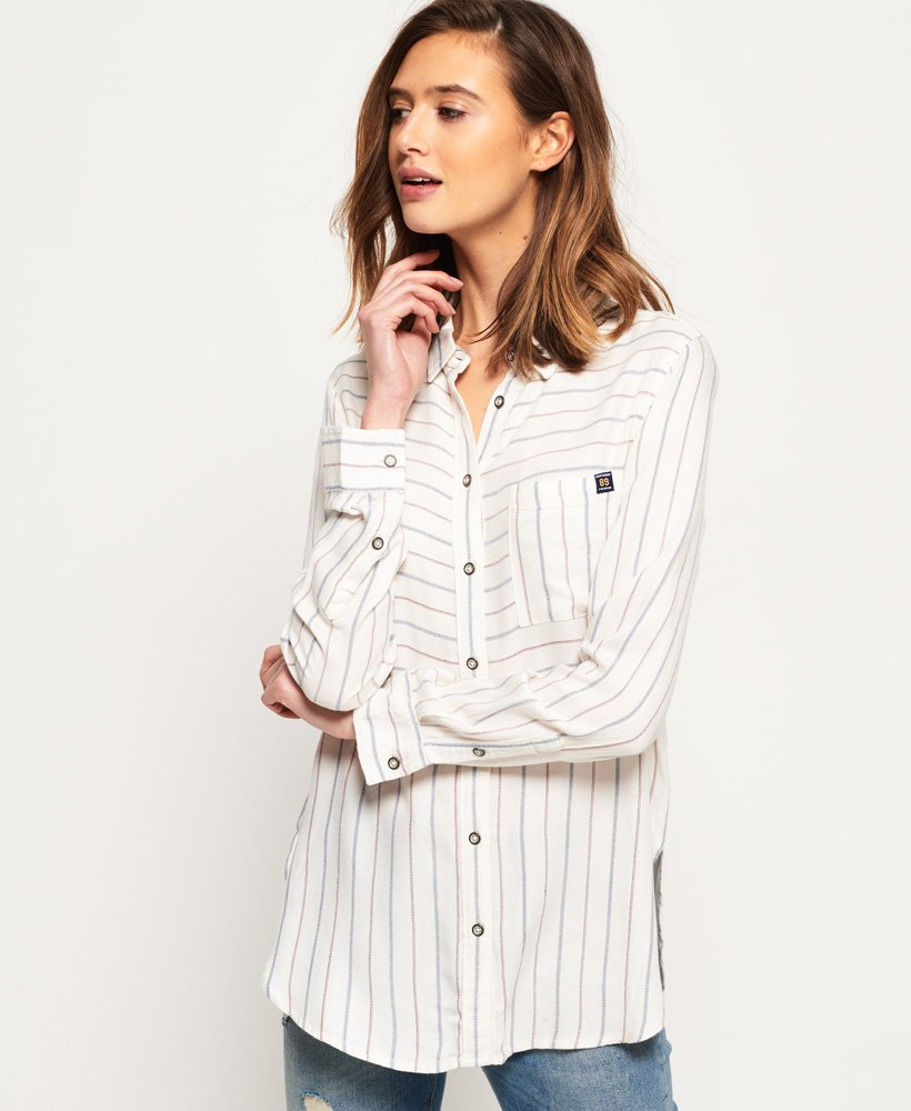 Superdry Tatum Stripe Shirt