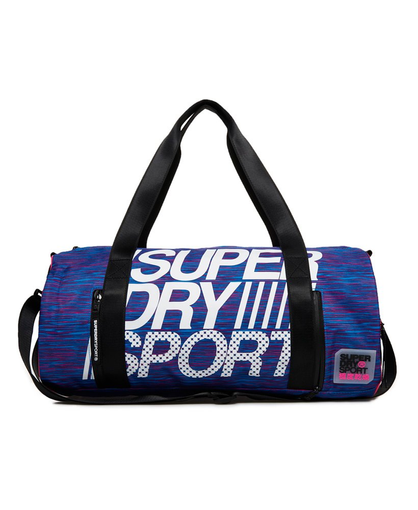Superdry Fitness Barrel Bag thumbnail 1