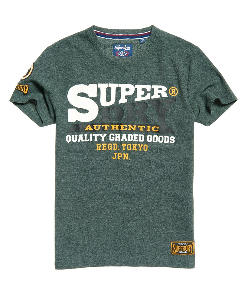 Superdry Authentic Supply T-shirt  thumbnail 1