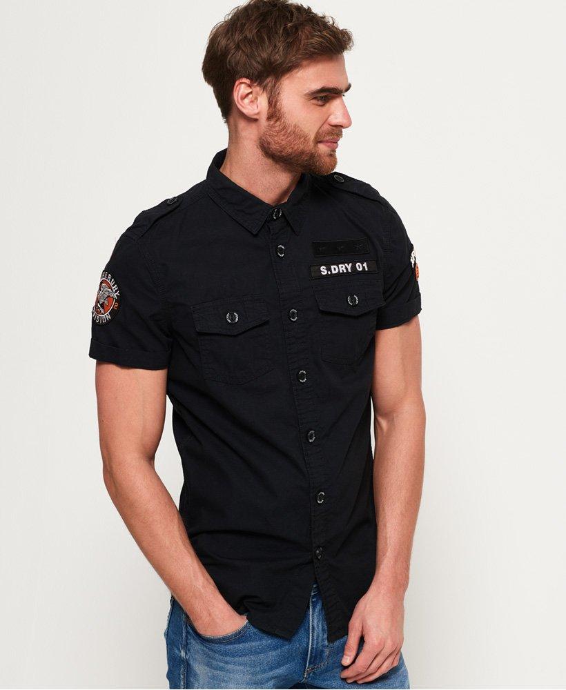 dd1e5788 Superdry Army Corps Lite Short Sleeve Shirt - Men's Shirts