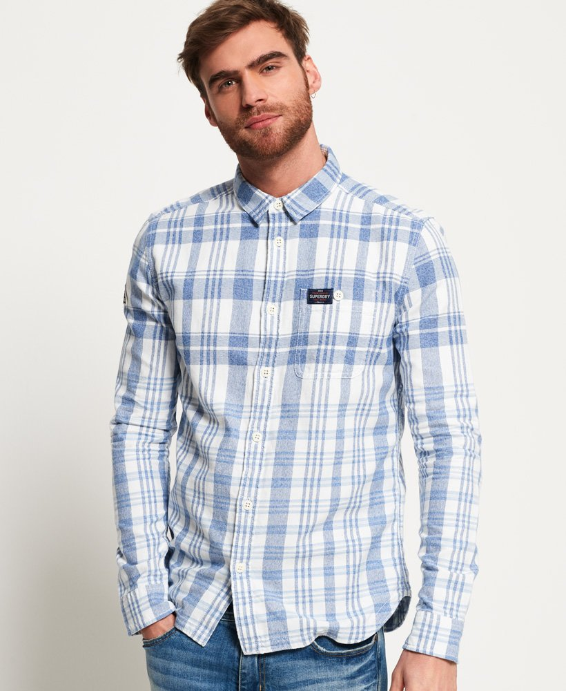 Superdry Engineered Rookie Shirt
