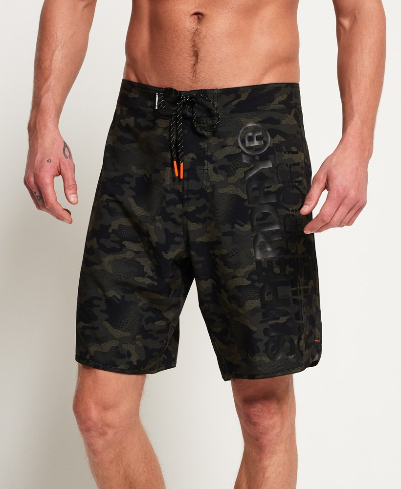 Superdry Deep Water surfershorts