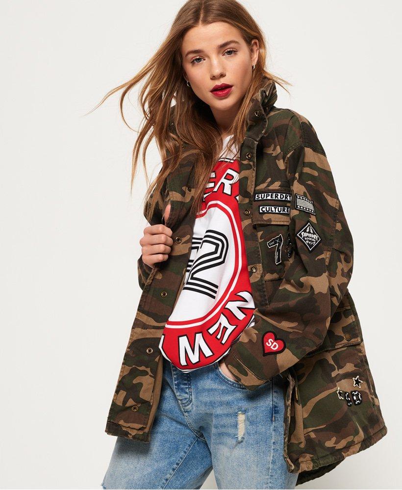 Superdry Rookie Oversized Jacket