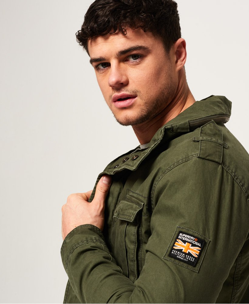 Superdry Military Patrol Issue Coat