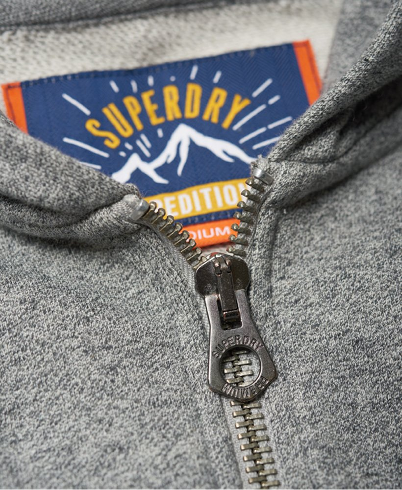 Superdry Sweat à capuche zippé délavé Upstate Sweats à