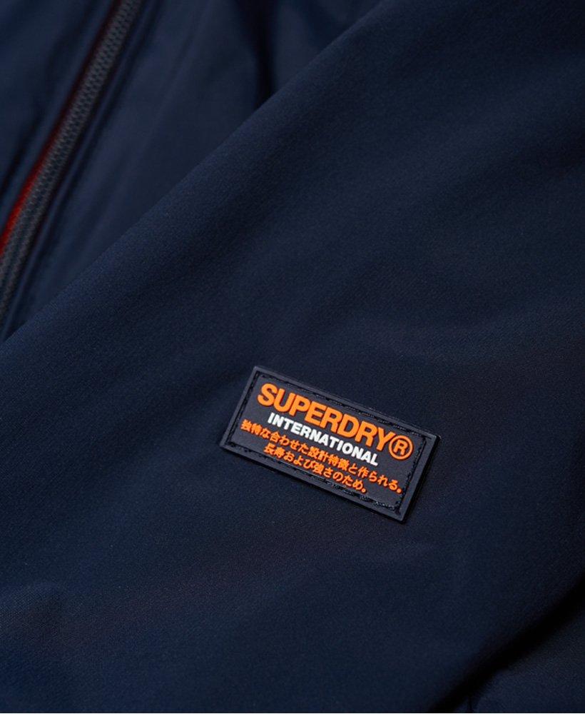 New Mens Superdry  Flyweight Harrington Jacket Navy