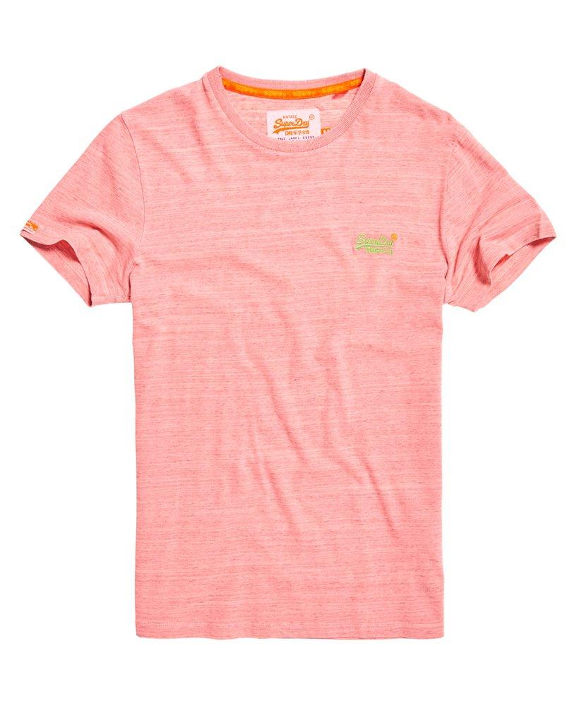 Superdry Orange Label Tint T-shirt  thumbnail 1