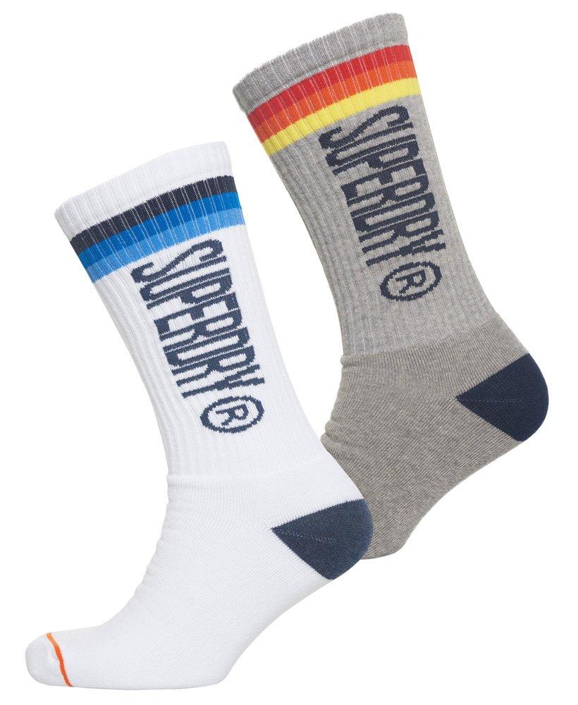 Superdry Surf Side Socken im 2er-Pack