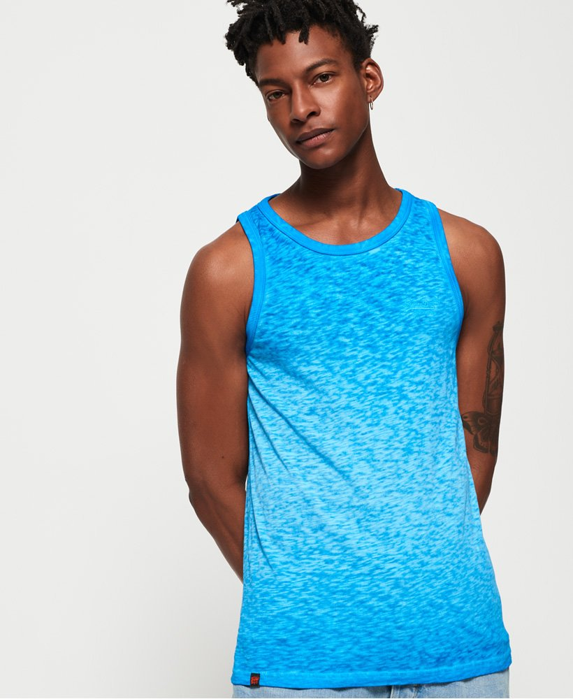 Superdry Low Roller Vest Top thumbnail 1