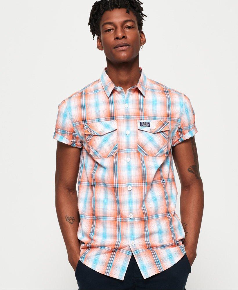 Superdry Washbasket Short Sleeve Shirt thumbnail 1